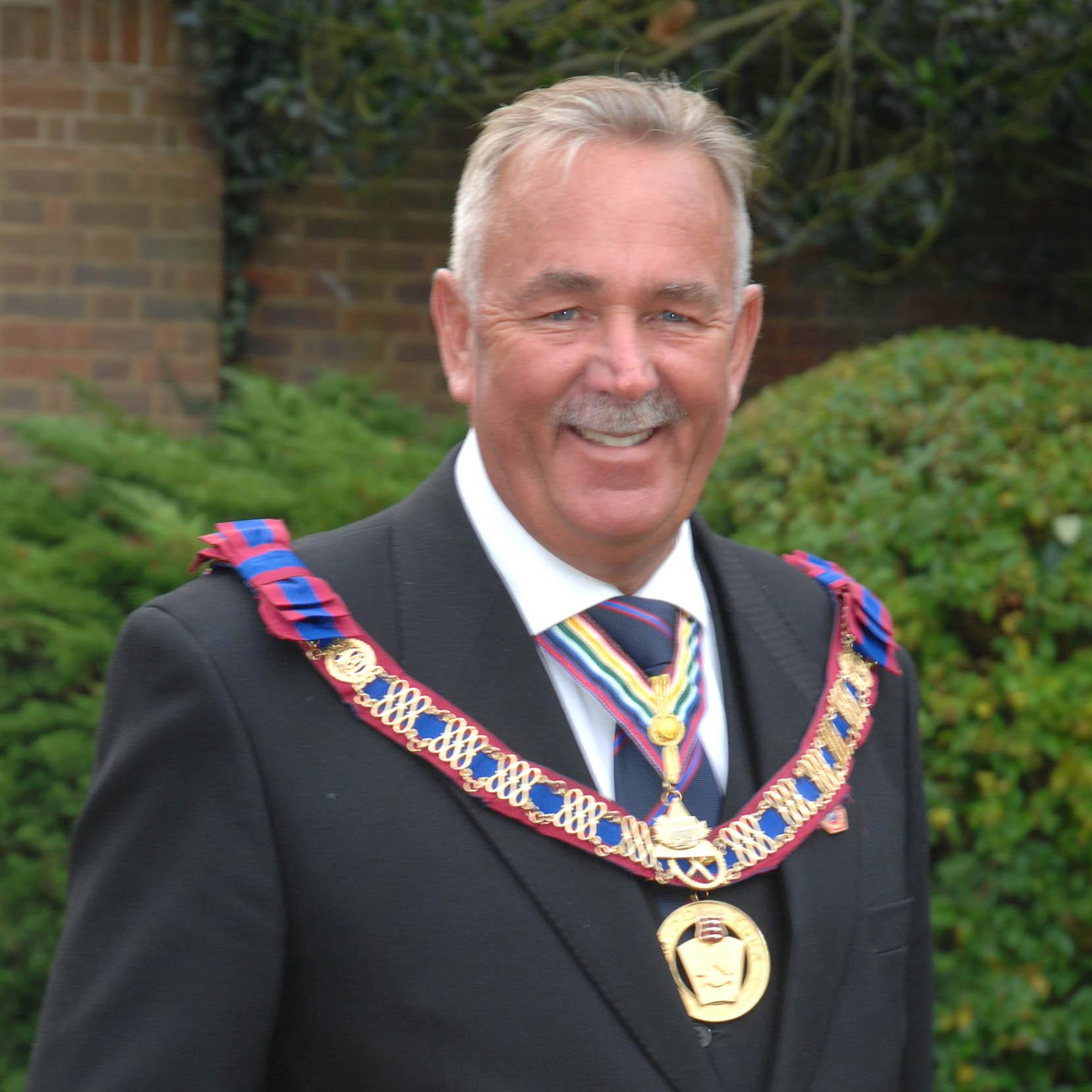 W.Bro Peter J. Hyde Assistant Provincial Grand Master